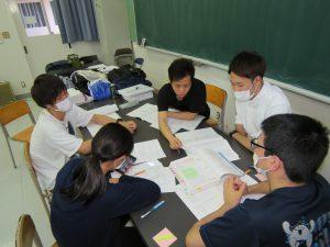 国家試験の勉強 (+_+)