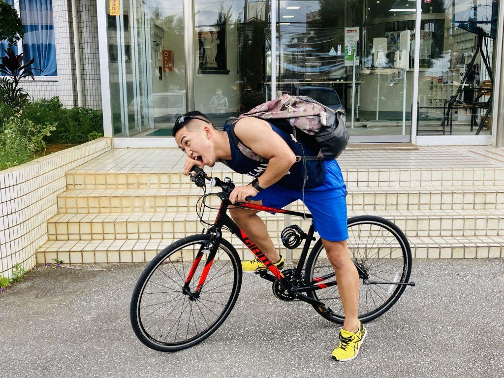 自転車🚲登校~